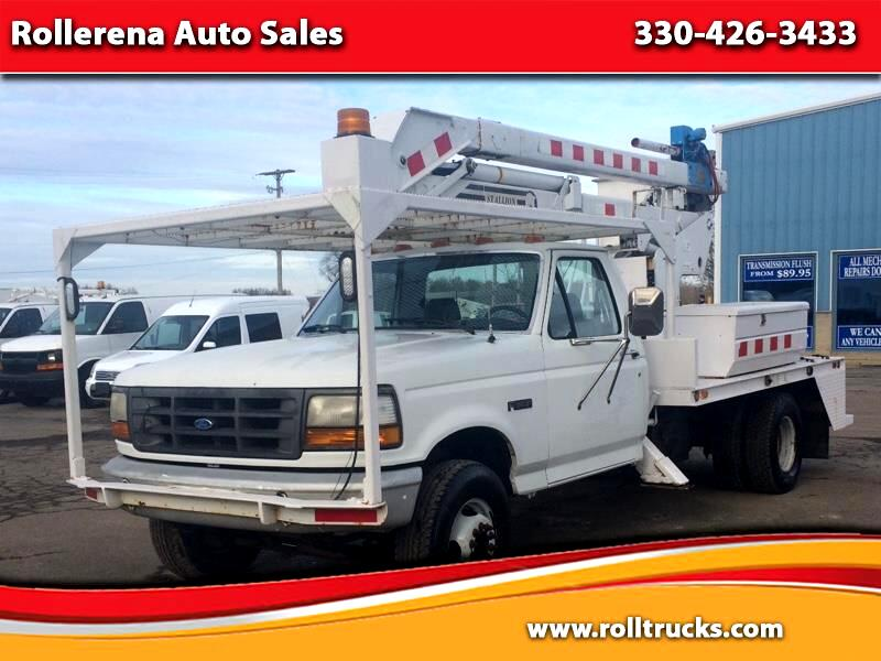 1993 Ford F-450 SD Regular Cab 2WD DRW