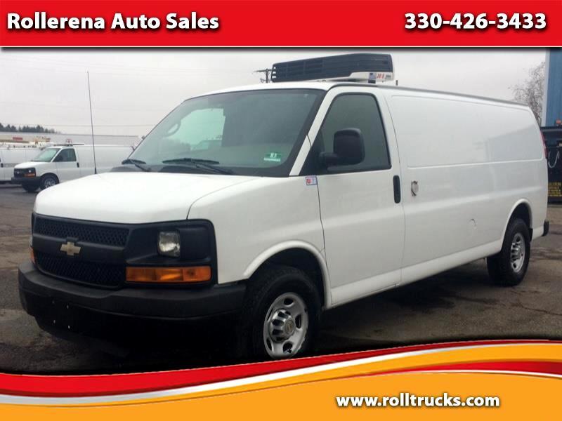 2011 Chevrolet 2500 Extended Cargo Van