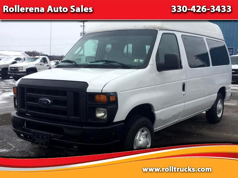 2008 Ford E-150 Handicap Van