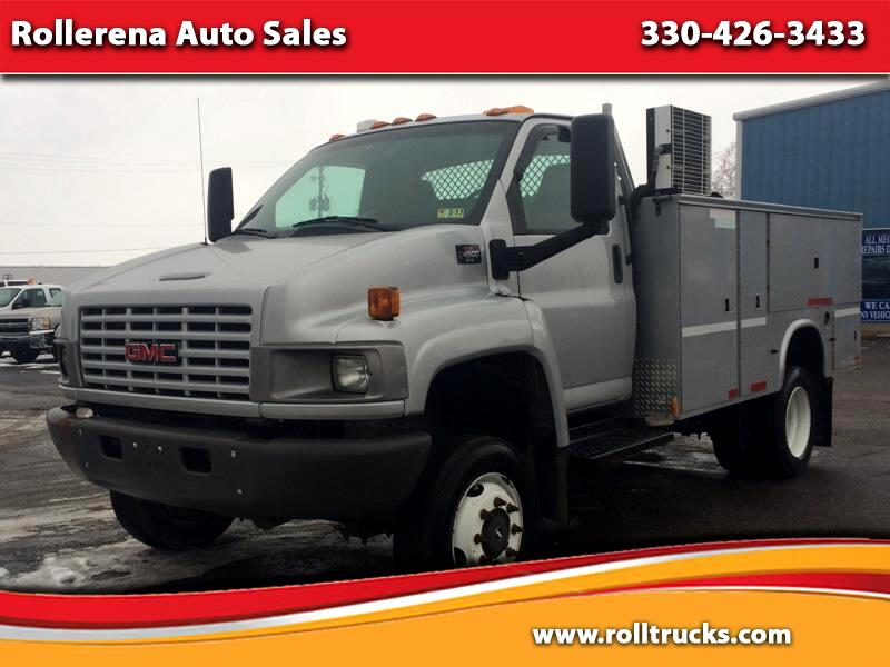 2006 GMC C4500 Regular Cab 4WD