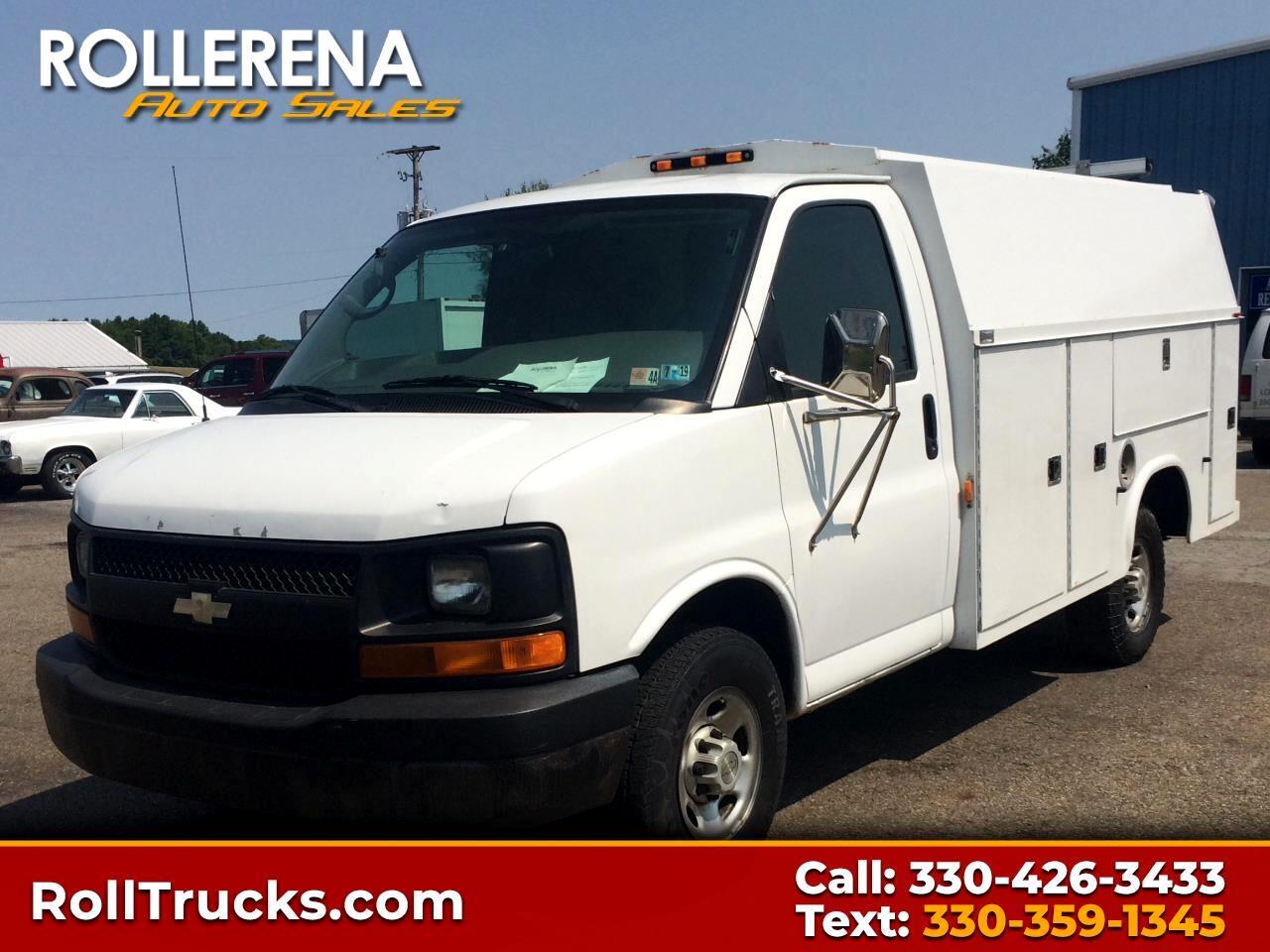 2006 Chevrolet 3500 Utility Truck