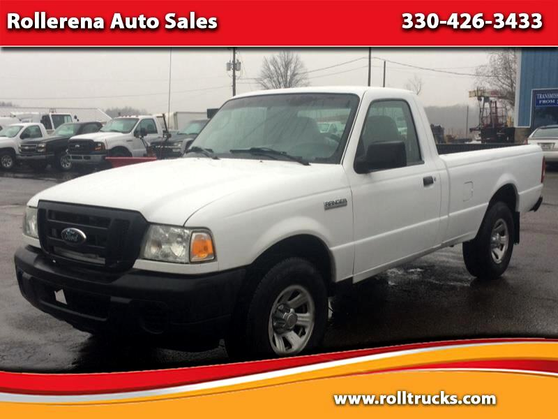 2008 Ford Ranger 4WD Regular Cab