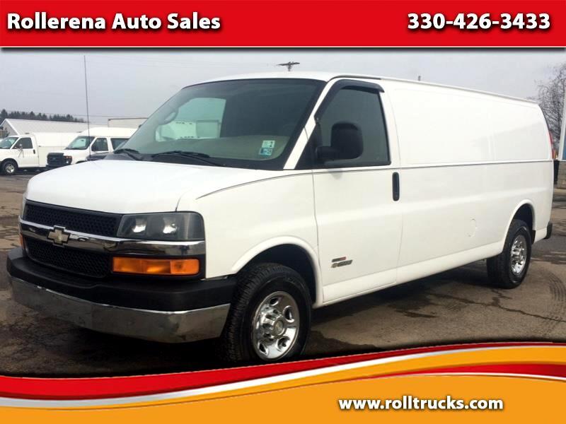 2006 Chevrolet 2500 Cargo Van