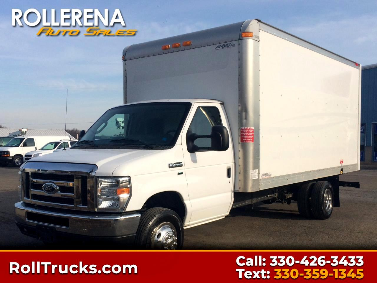 2016 Ford E-450 Box Truck