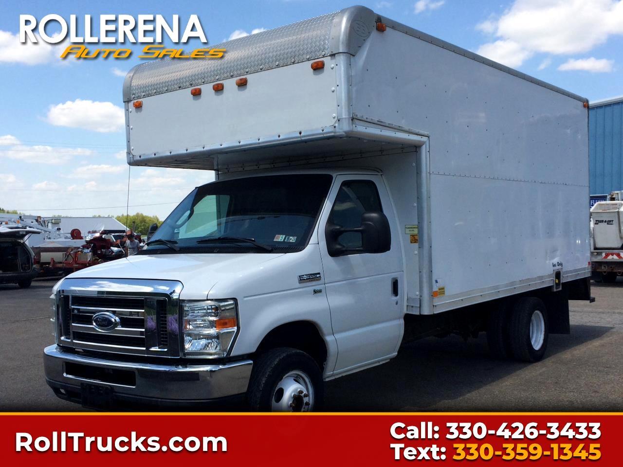 2010 Ford E-350 Box Truck