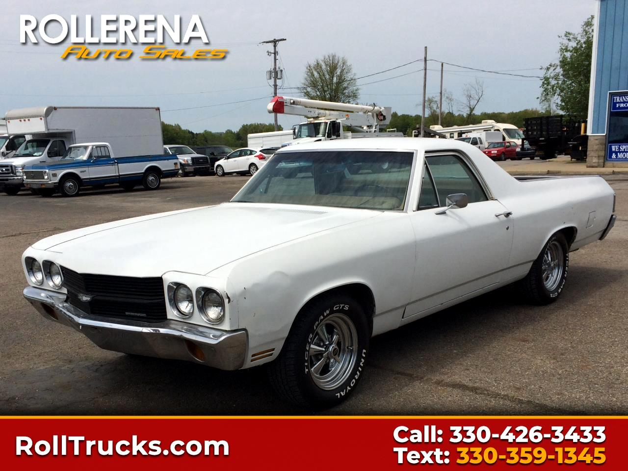 1970 Chevrolet El Camino Coupe