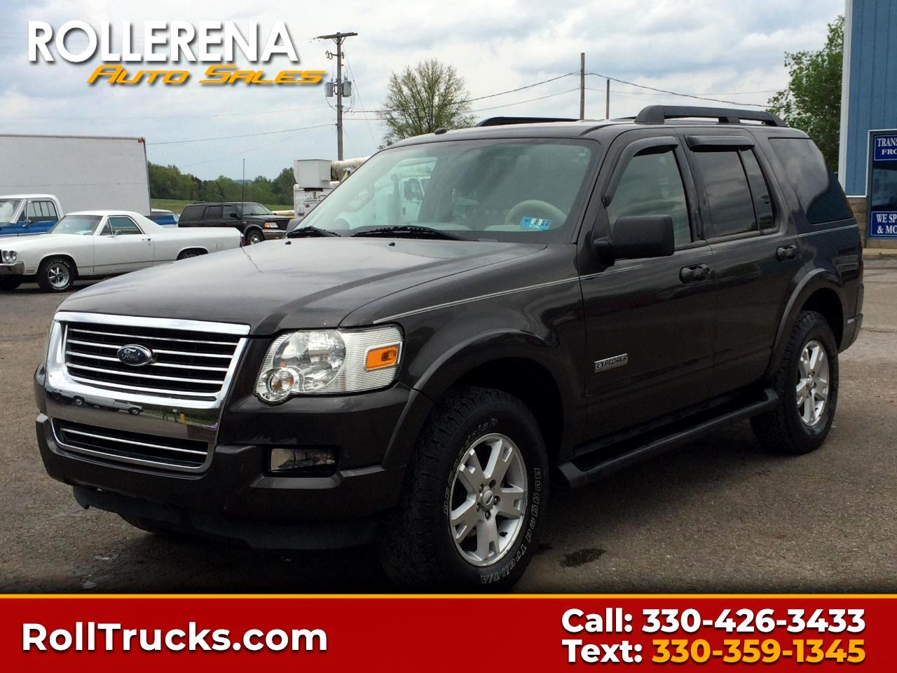 2007 Ford Explorer 4WD