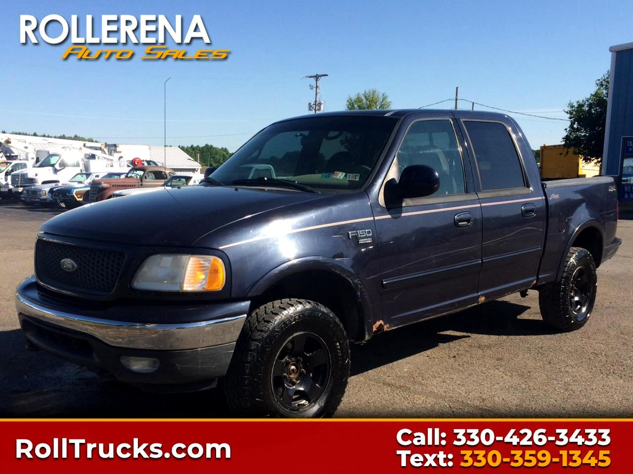 2001 Ford F-150 Lariat 4WD