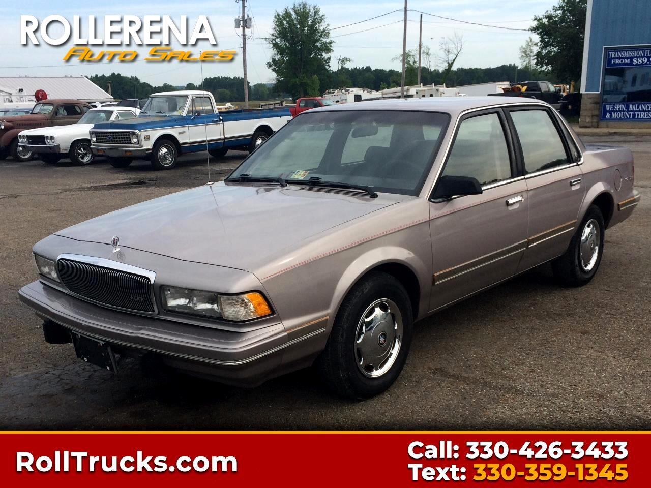 1996 Buick Century Sedan