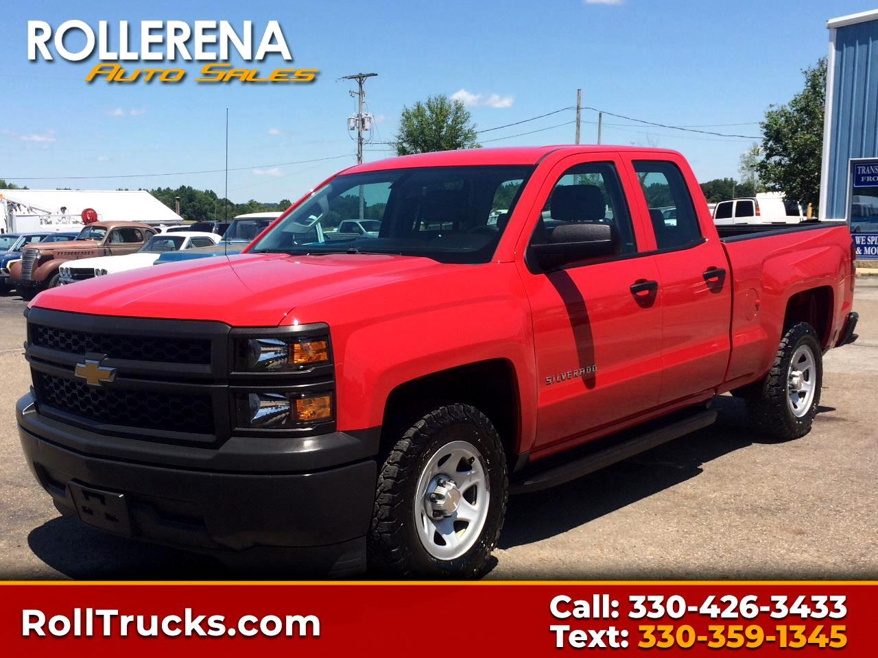 2014 Chevrolet 1500 Double Cab 2WD