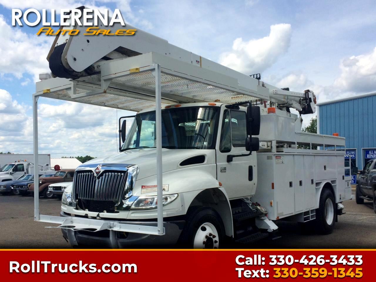 2006 International 4400 Bucket Truck