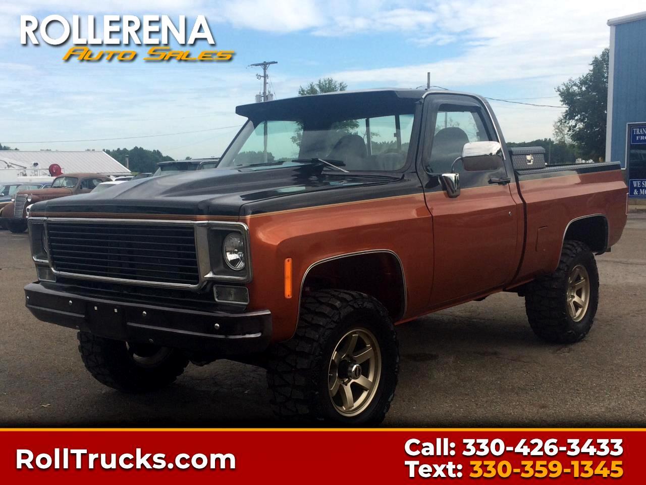 1976 Chevrolet SILVERADO Pickup Truck