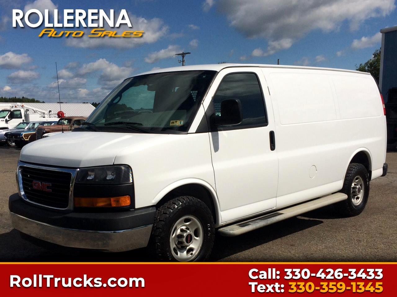 2014 GMC 2500 Cargo Van RWD