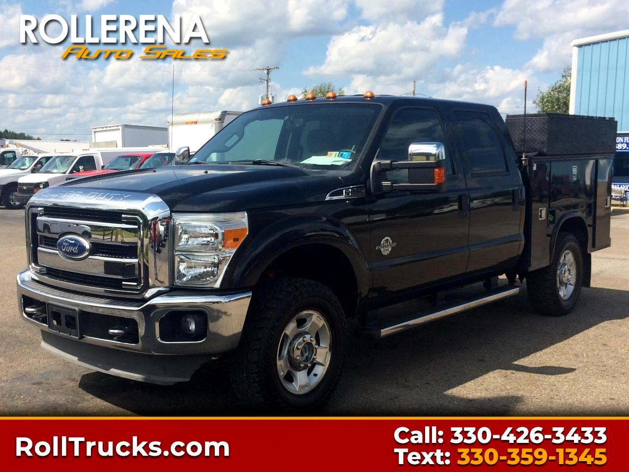 2011 Ford F-250 Crew Cab 4WD