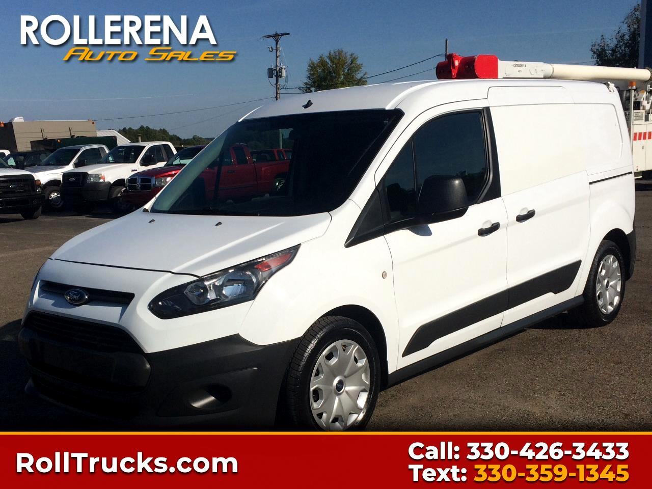 2015 Ford Transit Connect Cargo Van FWD