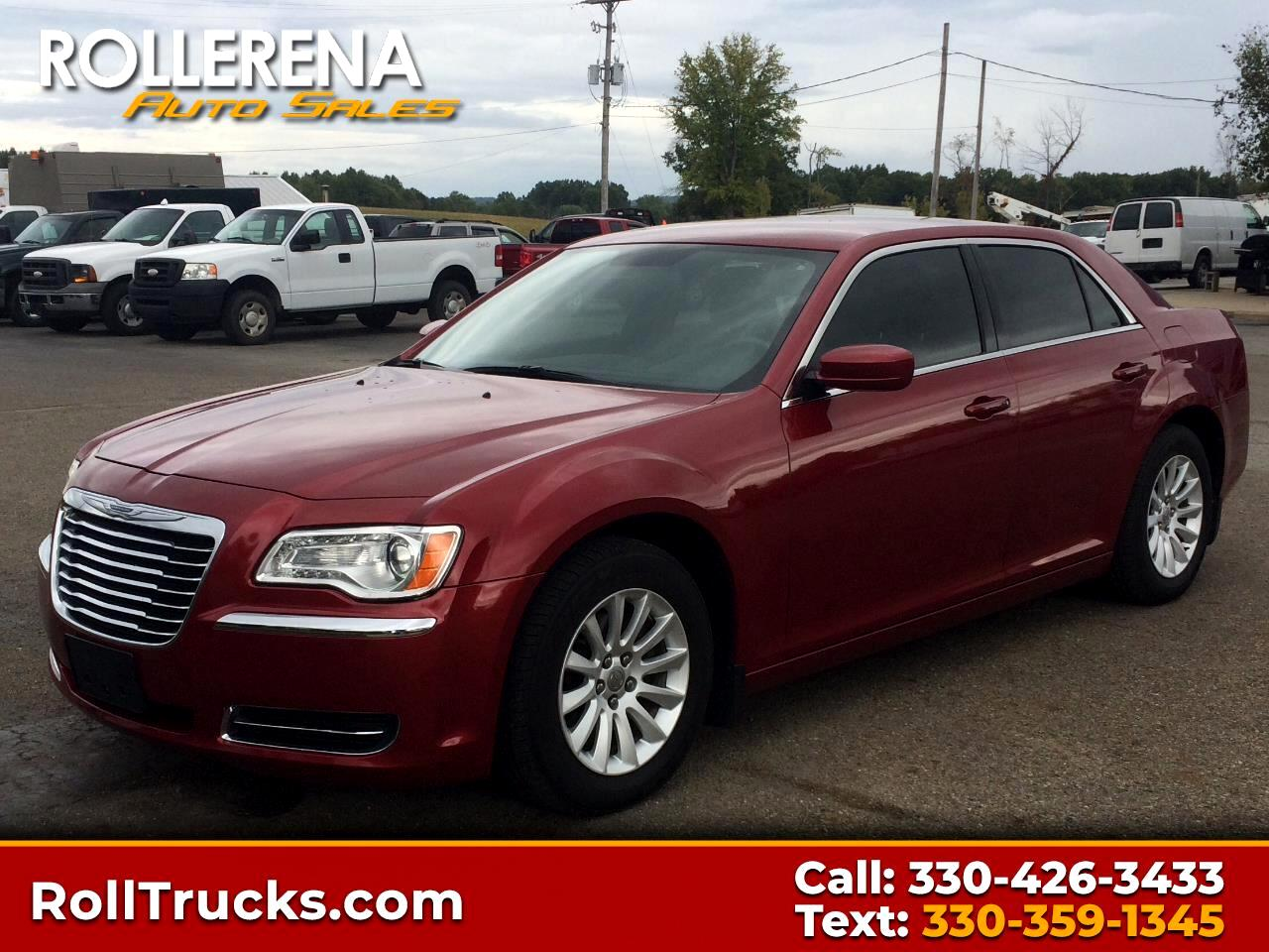 2012 Chrysler 300 Sedan RWD
