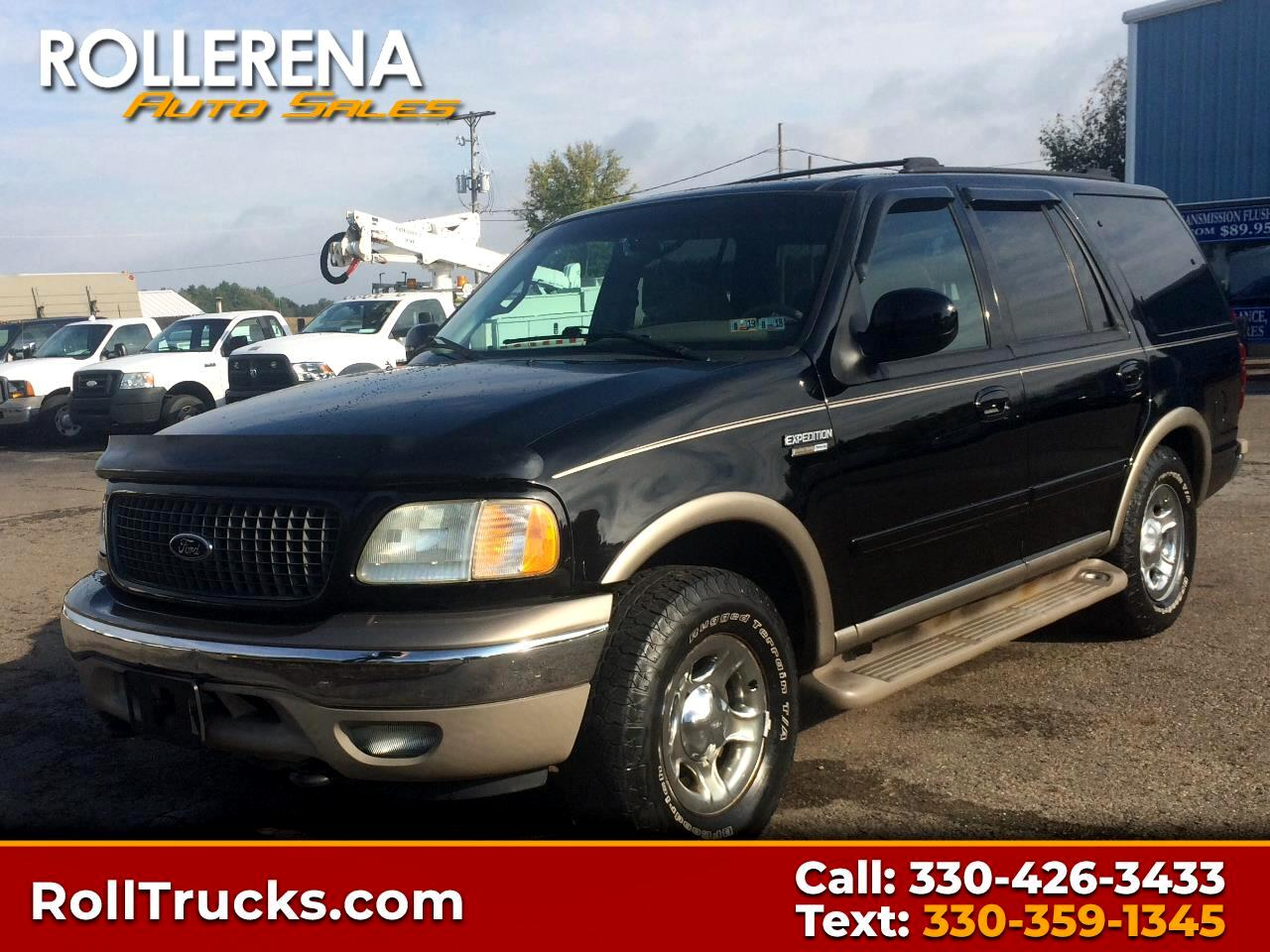Ford Expedition Eddie Bauer 4WD 2002