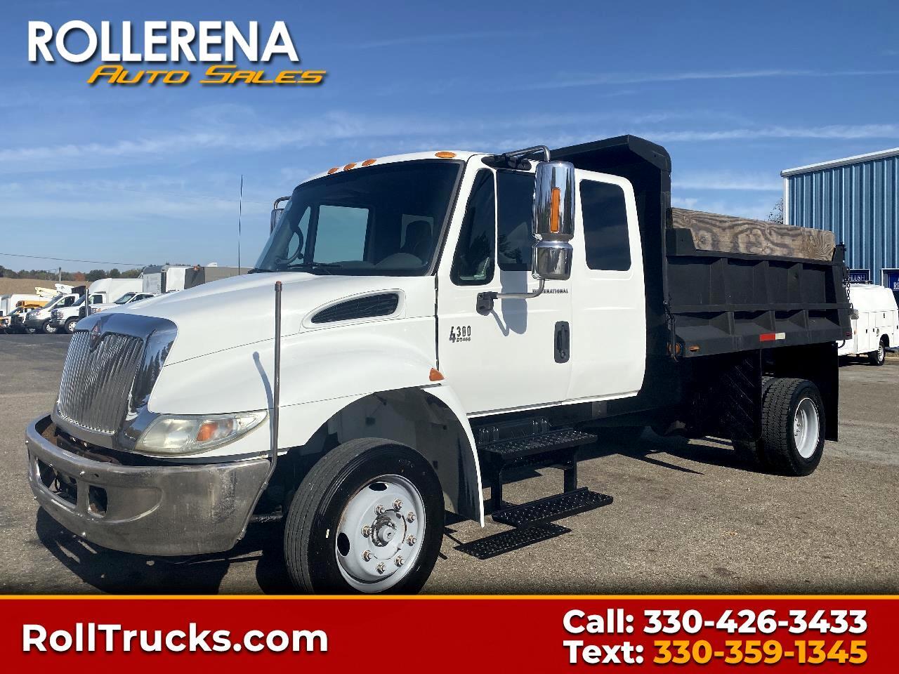 2003 International 4300 Dump Truck