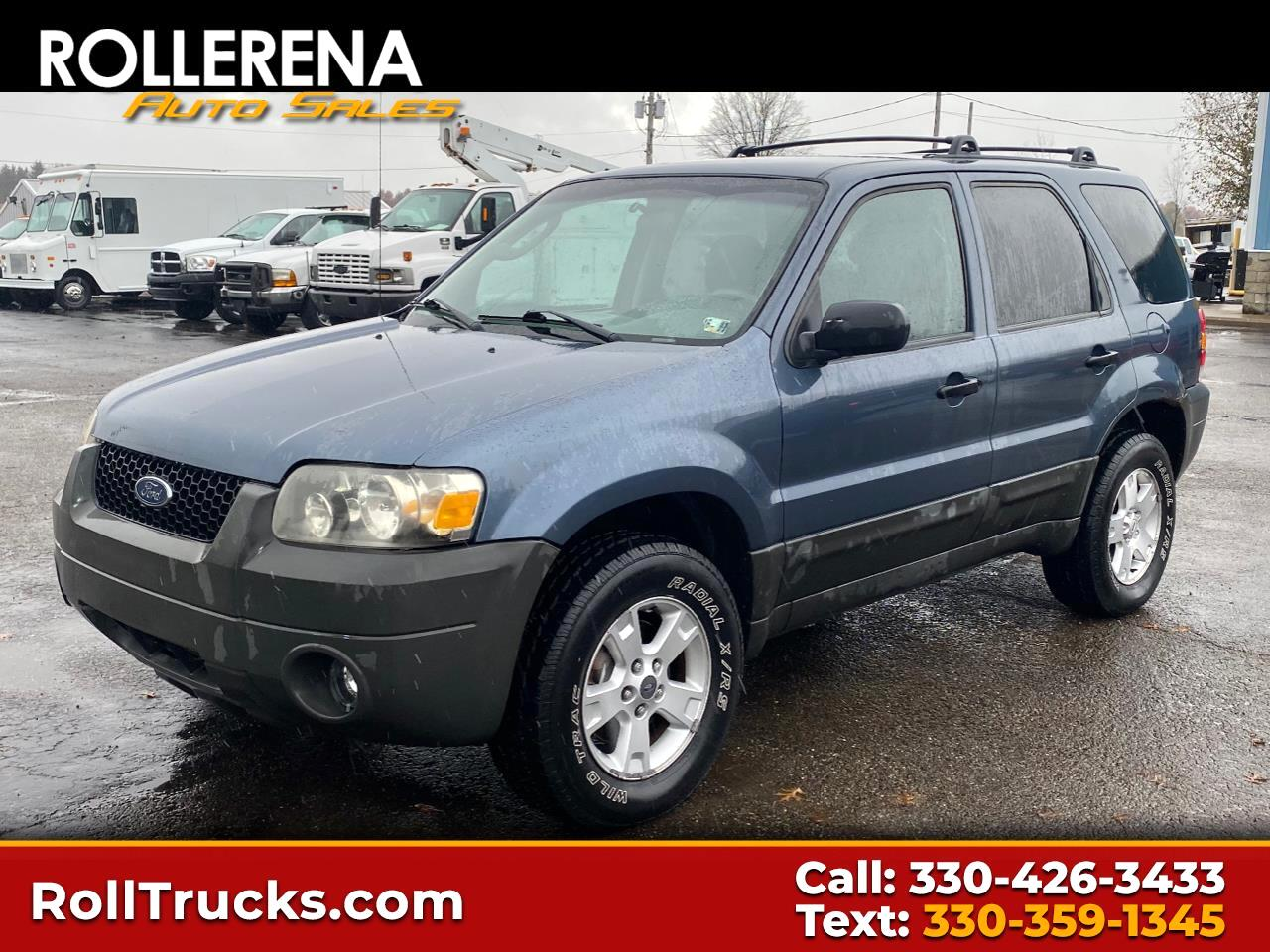 2005 Ford Escape SUV 4WD