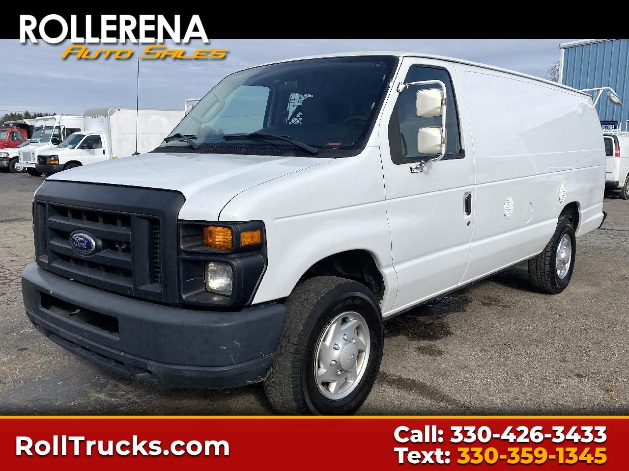 2014 Ford E350 Extended Cargo Van RWD
