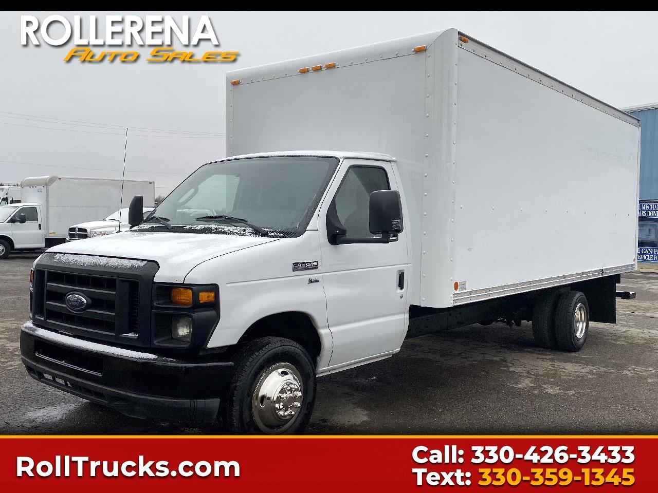 2012 Ford E-450 Box Truck RWD