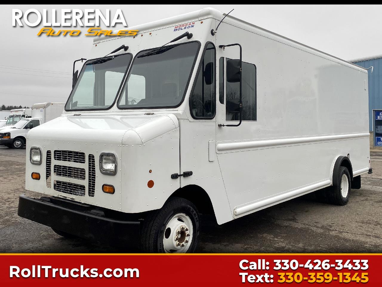 2012 Ford E-350 Step Van RWD
