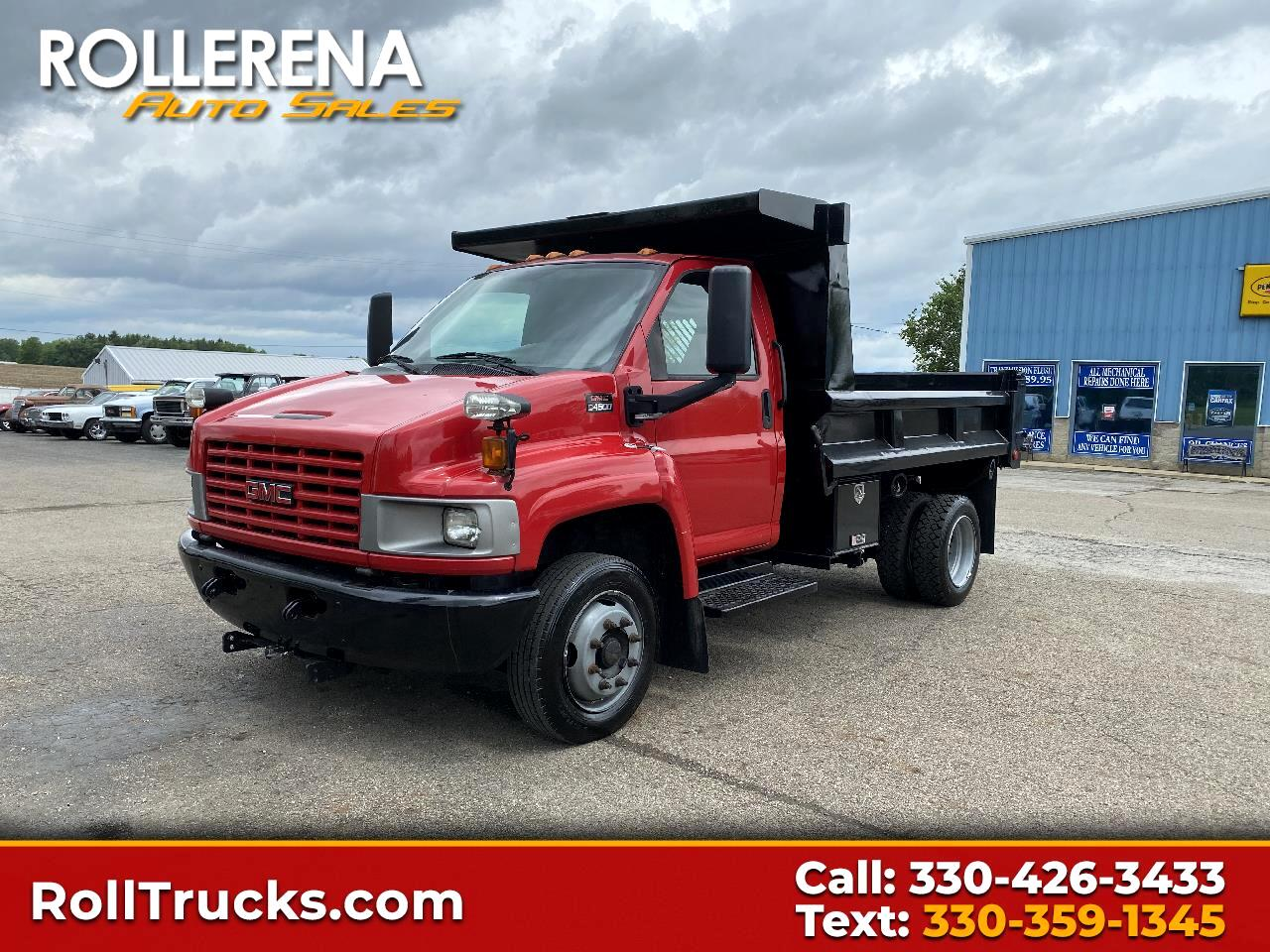 GMC TC4500 Regular Cab 2WD 2007