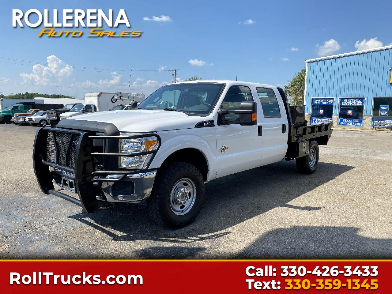 "Ford Super Duty F-250 SRW 4WD Crew Cab 172"" Platinum 2016"
