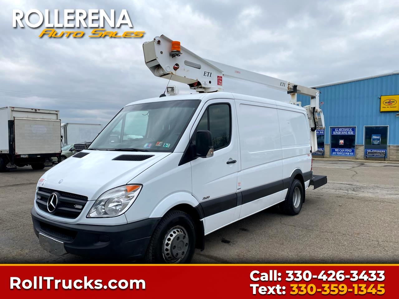 "Mercedes-Benz Sprinter Cargo Vans 3500 144"" 2013"