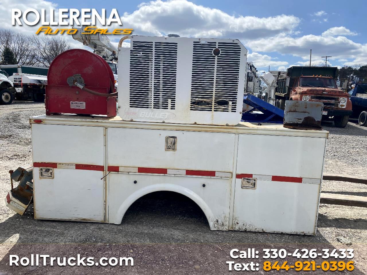 Omaha Truck Body  2000
