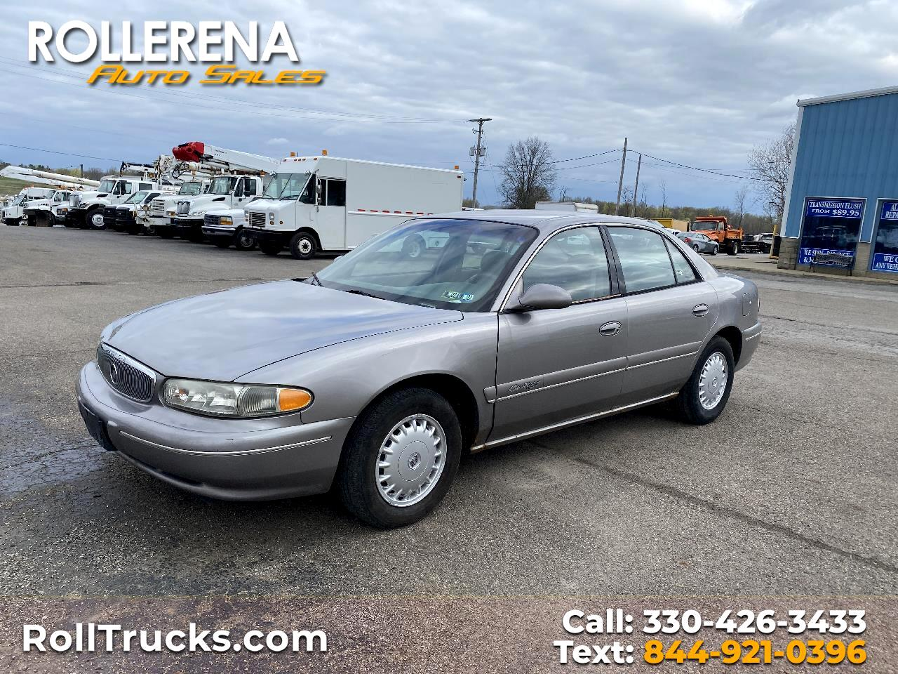 Buick Century 4dr Sdn Limited 1999