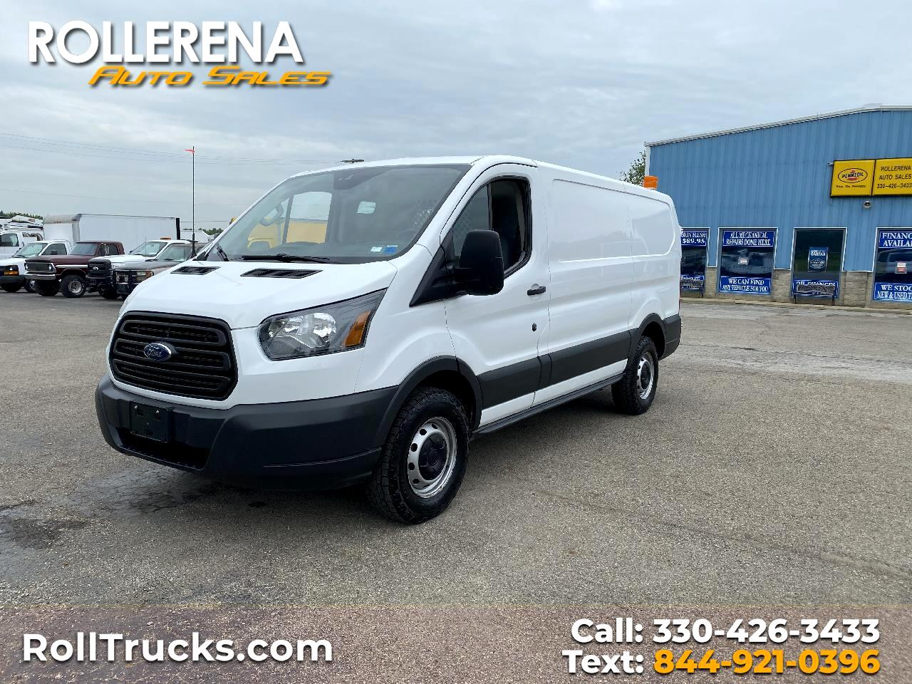 "Ford Transit Cargo Van T-250 130"" Low Rf 9000 GVWR Swing-Out RH Dr 2015"
