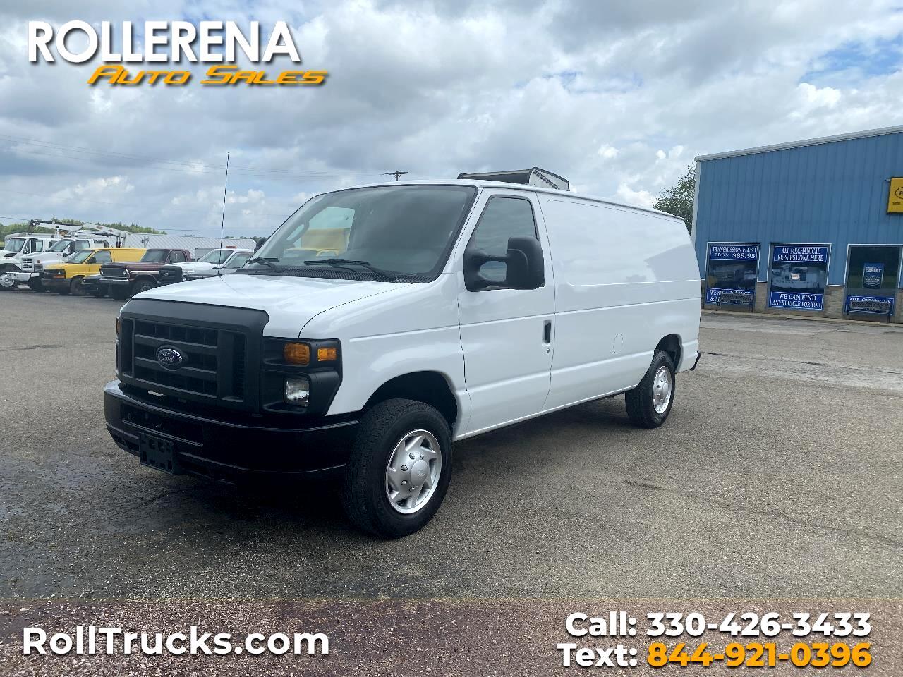 Ford Econoline Cargo Van E-150 Recreational 2012