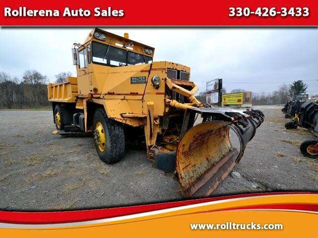 1982 Walters NCUS Plow Truck Plow Truck