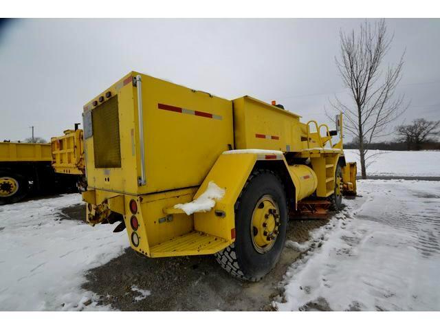 1980 Walters VDUS Plow Truck 4005
