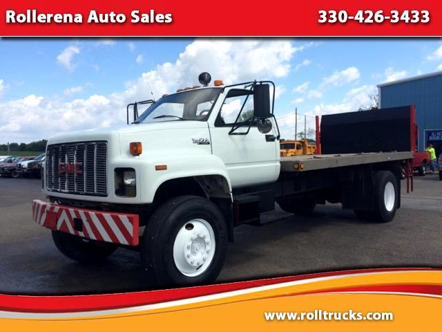 1992 GMC C7500 Flatbed Truck