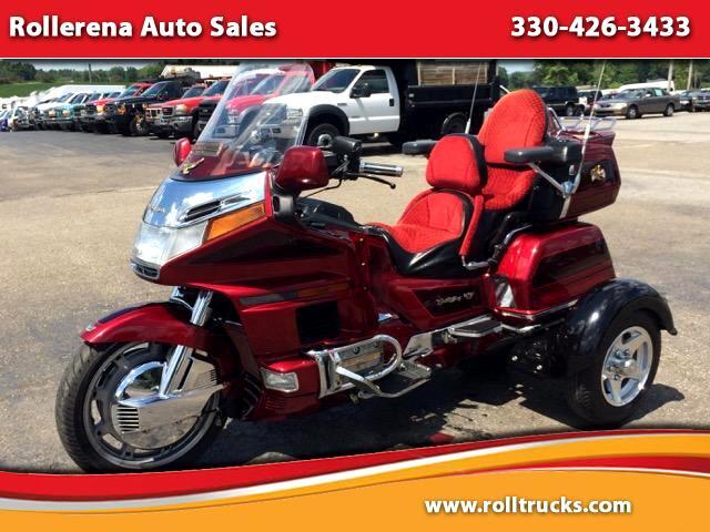 1997 Honda Goldwing Motorcycle