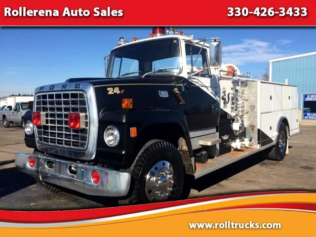 1976 Ford Fire Truck F-900