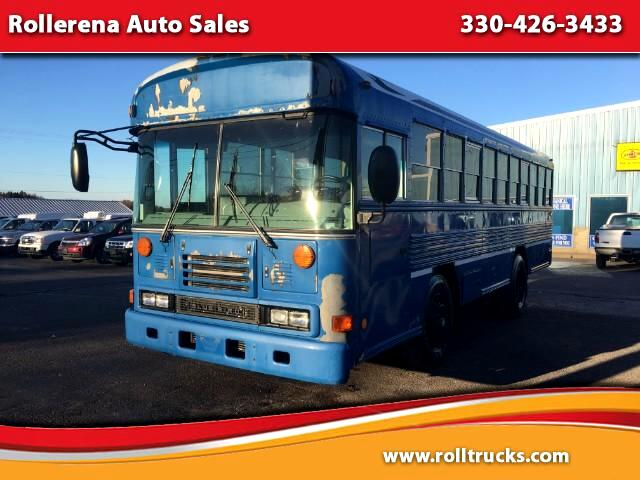 2005 Blue Bird School/Transit Bus Bus