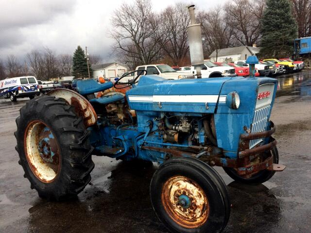 Ford 2000 Tractor Automatic Transmission : Used ford tractor for sale in east palestine oh