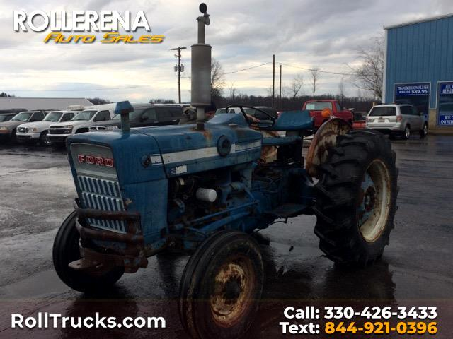 Ford Tractor  1972