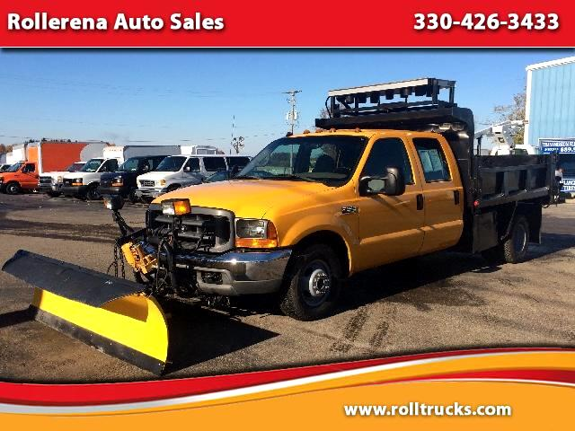 "2001 Ford F-350 SD Crew Cab 176"" WB XL"