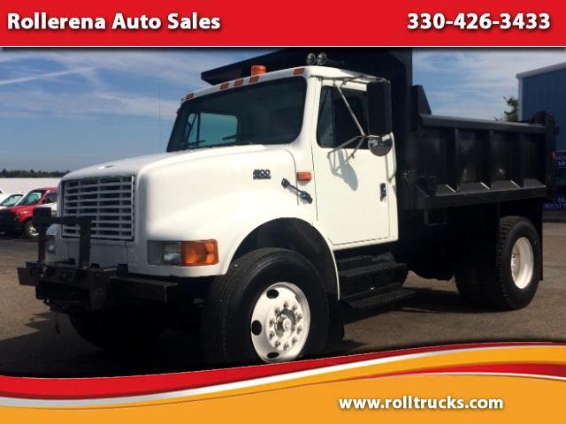 2001 International 4900 Dump Truck