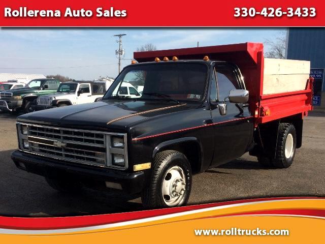 1986 GMC C/K 3500 Dump Truck