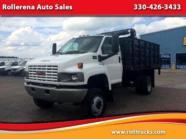 2007 GMC C5500 Dump Truck