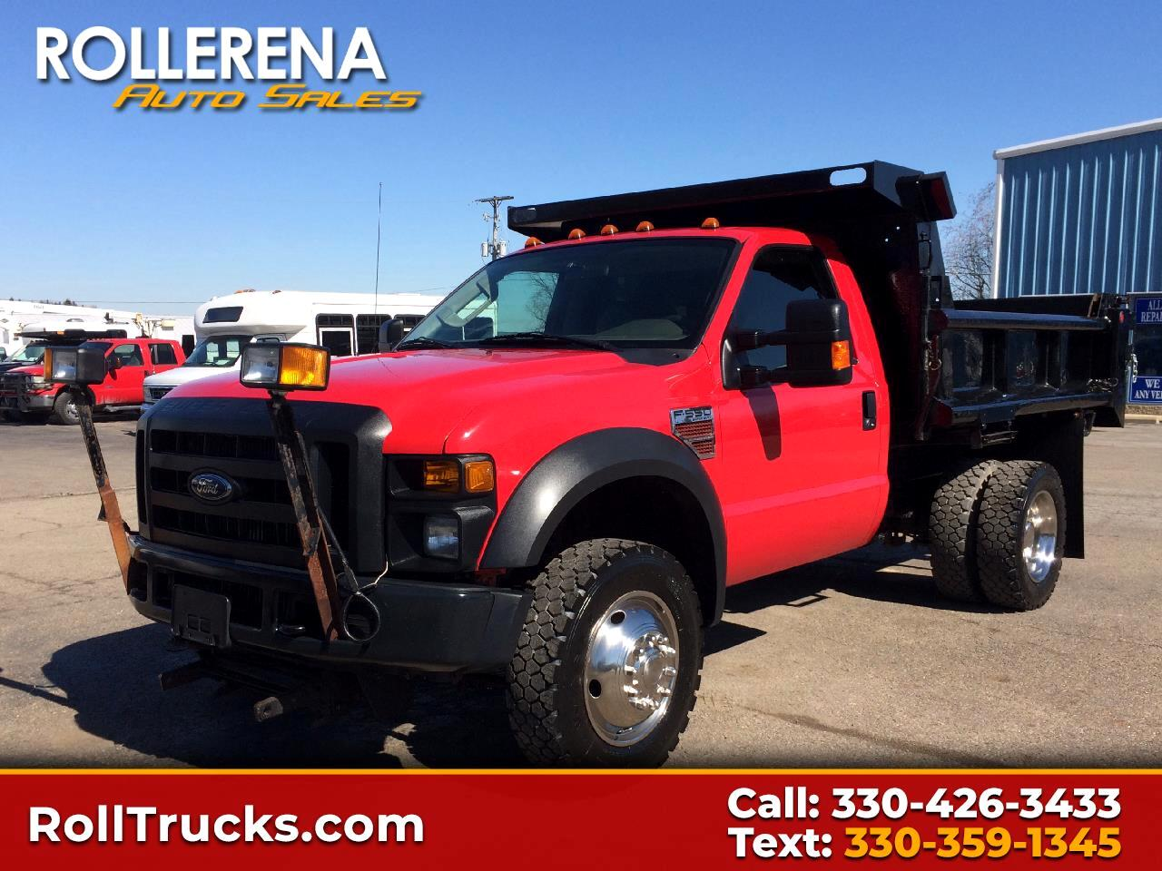 2010 Ford F-550 DRW 4WD