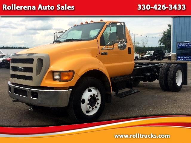 2006 Ford F-650 Regular Cab 2WD DRW