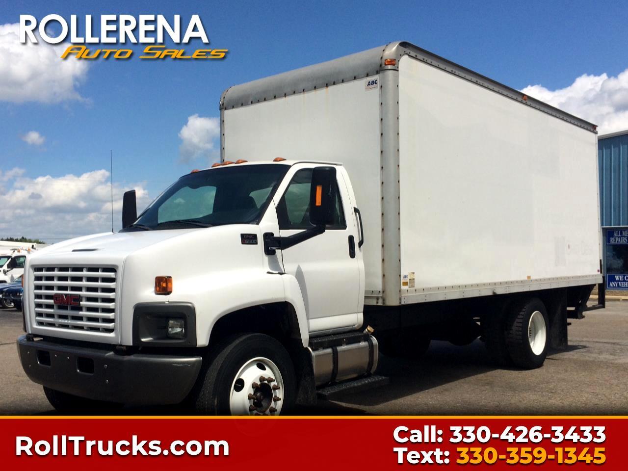 2005 GMC C6500 Box Truck