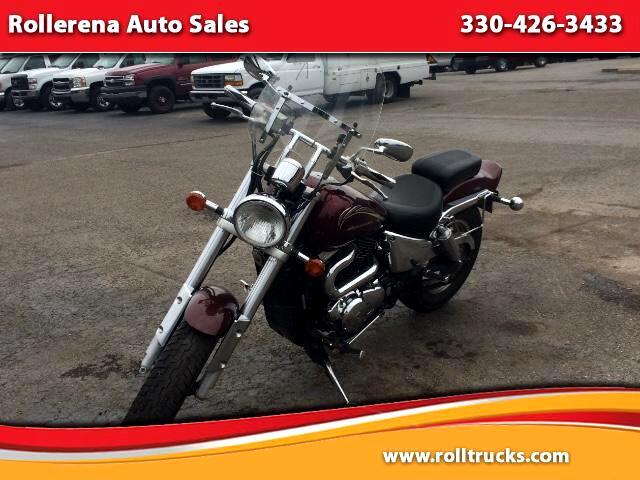 2001 Suzuki VZ800 Motorcycle