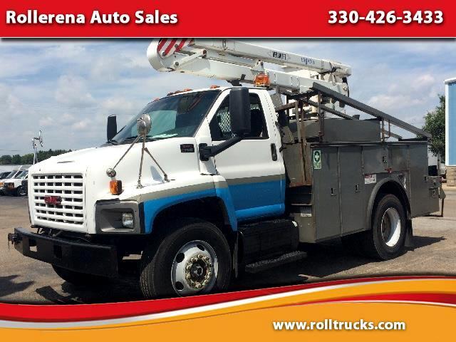 2006 GMC C7500 Bucket Truck
